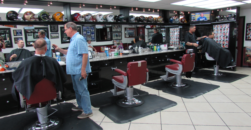 Barber Shop Hours : Petes New York Barber Shop and Styling Shop